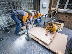 Meer werkruimte voor vrijwilligers Stichting Open Huis Sint Cathrien