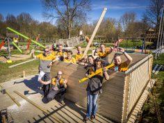 Speeltuin Welten klaar voor seizoen dankzij HORNBACHhelpt