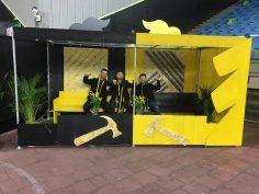 Spectaculair bouwwerk op grasmat Vitesse – FC Twente