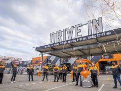 Drive In Hornbach Nieuwegein geopend
