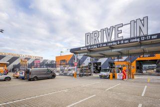 Opening Drive-In Nieuwegein