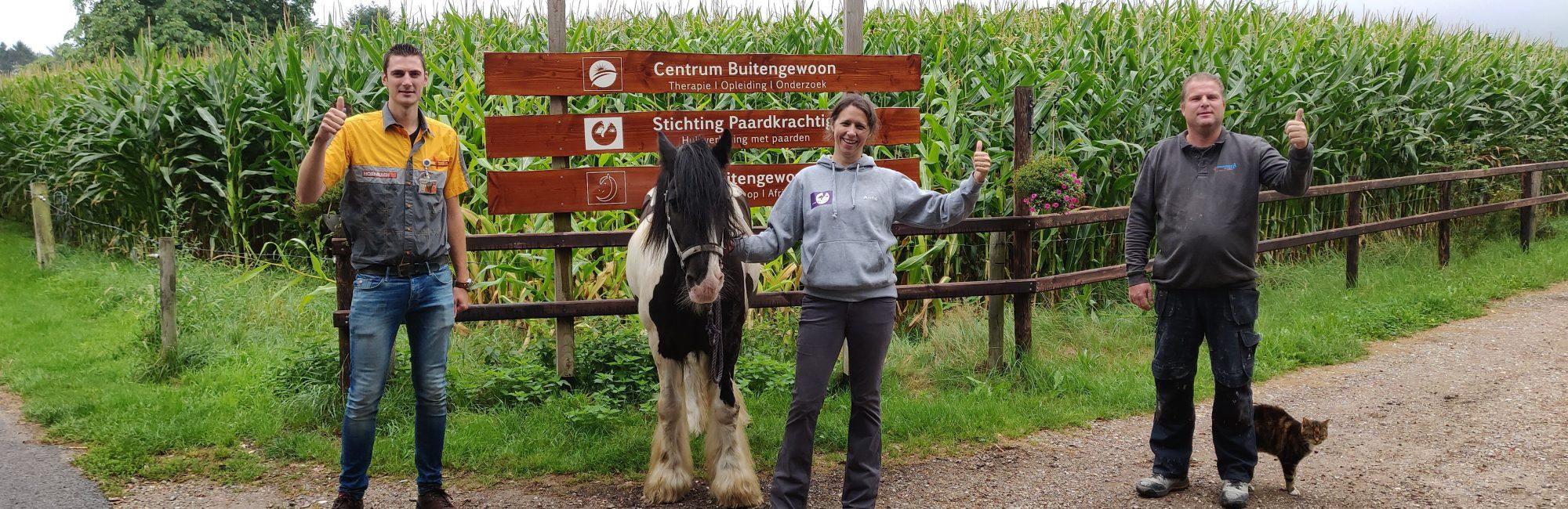 Stichting Paardkrachtig HORBACHhelpt