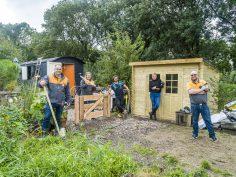 Stichting HORNBACHhelpt brengt Natuurtalent Tuin stap verder