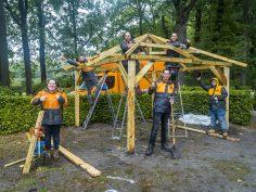 Nieuw paviljoen voor Kinderboerderij Geldrop