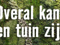 HORNBACH maakt groen statement in voorjaarscampagne