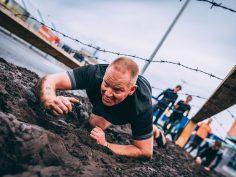 Obstacle run bij HORNBACH Apeldoorn
