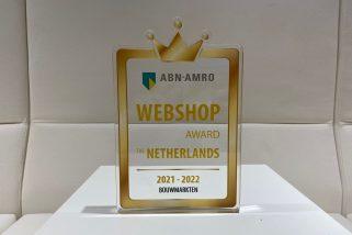 Webshop Award HORNBACH 2021